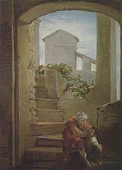 Parable of the Wicked Servant - ca. 1620 - Domenico Fetti (1588–1623)