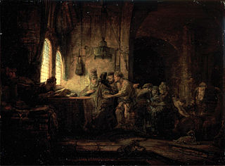 The Parable of the Laborers in the Vineyard - 1637 - Rembrandt (1606–1669)
