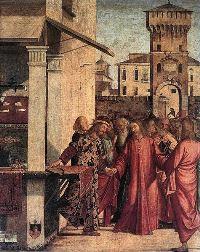 The Calling of Matthew - 1502 - Vittore Carpaccio (1466–1525)