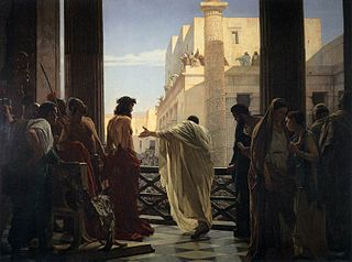 Ecce Homo - 1871 - Antonio Ciseri (1821–1891)