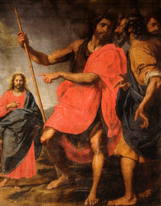 John Identifies the Christ - ~17th Century - Ottavio Vannini