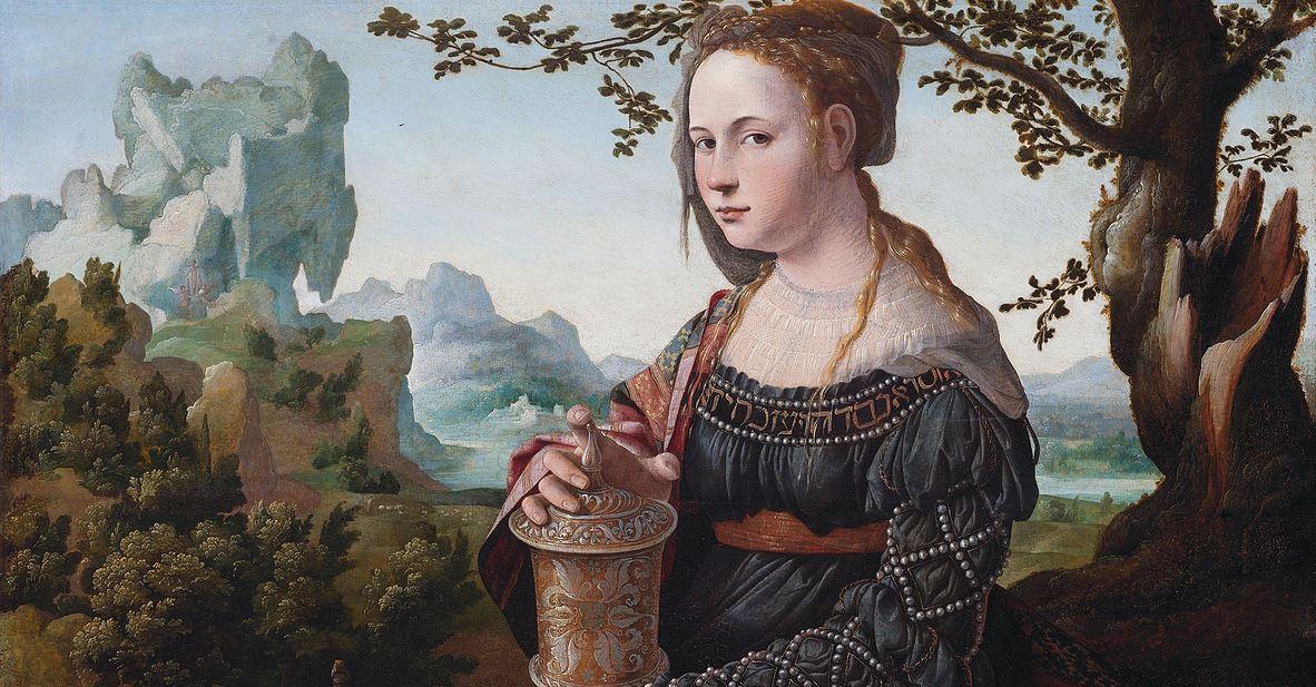Mary Magdalene - 1530 - Jan van Scorel (1495–1552)